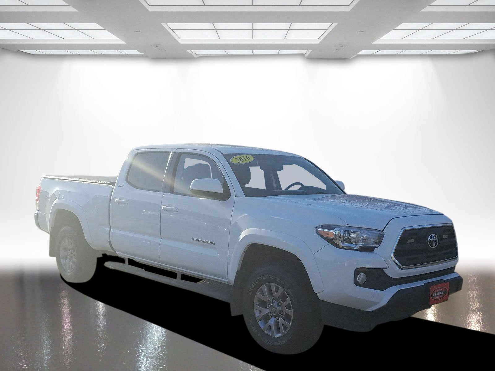 Certified Pre-Owned 2016 Toyota Tacoma SR5 LONG B