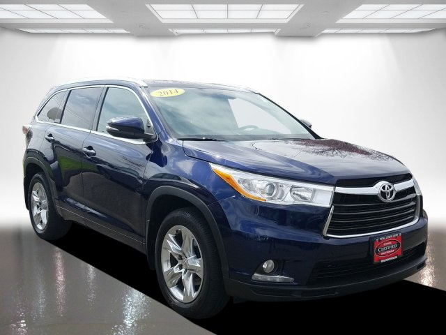 Certified Pre-Owned 2014 Toyota Highlander LTD AWD