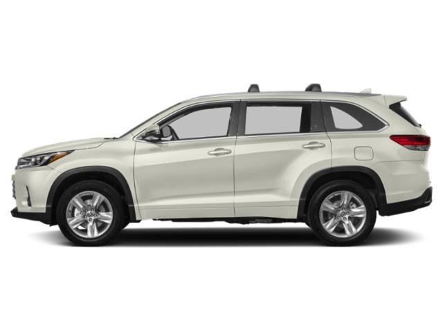 New 2019 Toyota Highlander Limited Sport Utility In Manchester