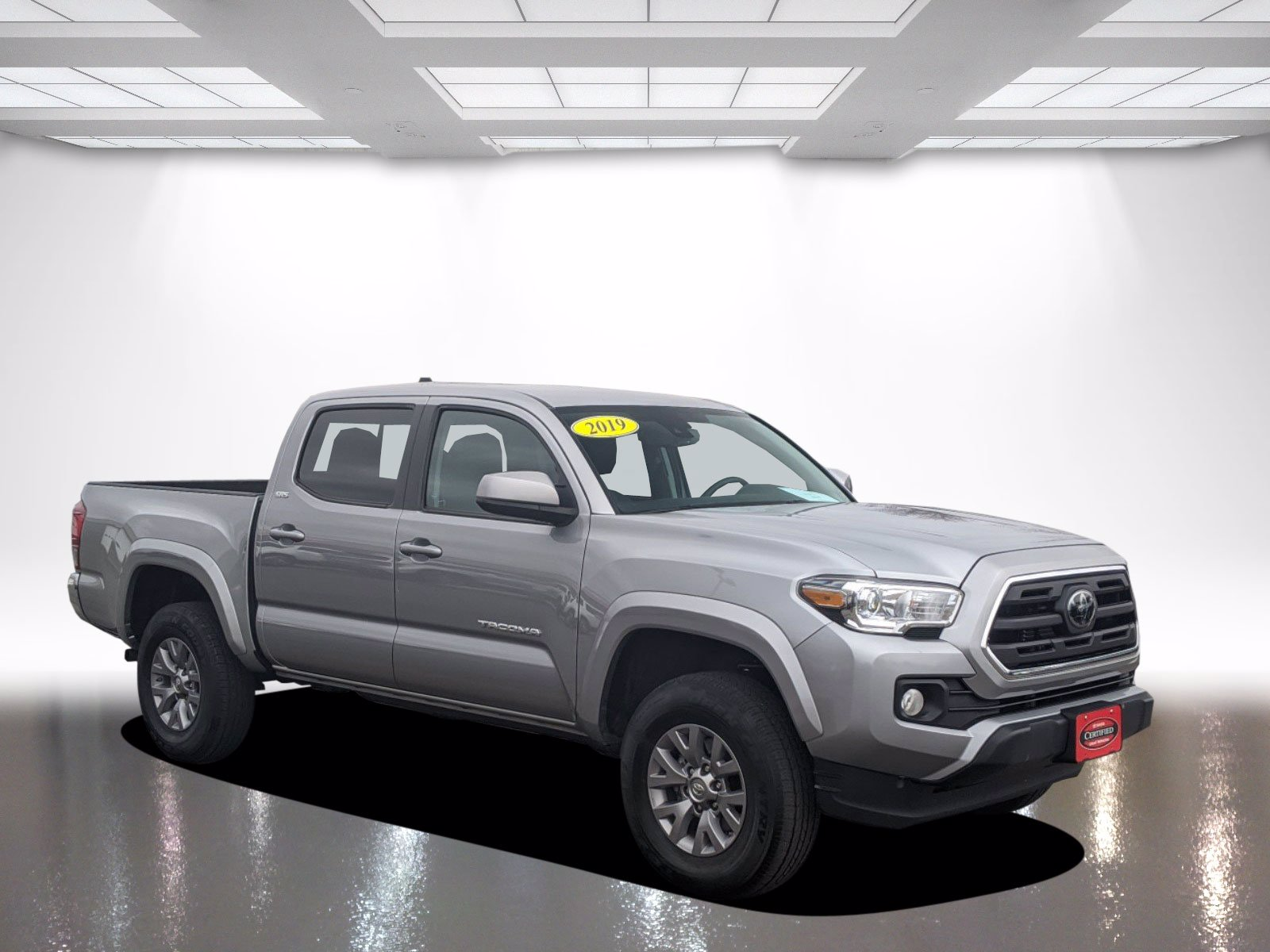 Certified Pre-Owned 2019 Toyota Tacoma 4WD