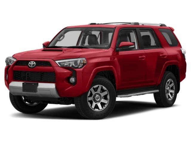 New 2019 Toyota 4Runner LTD