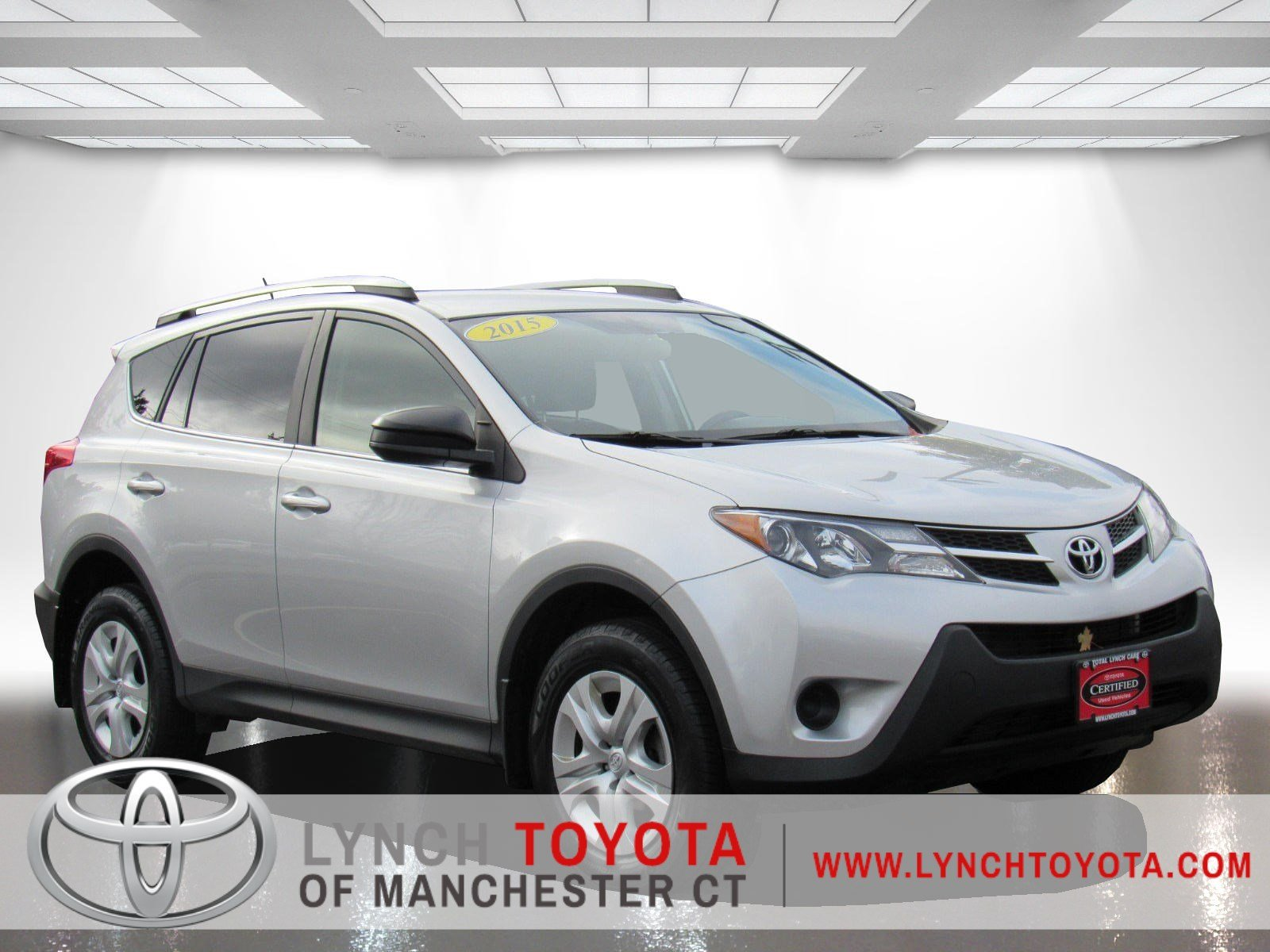 Certified Pre Owned 2015 Toyota Rav4 Le Sport Utility In Manchester 2007 Fuel Filter