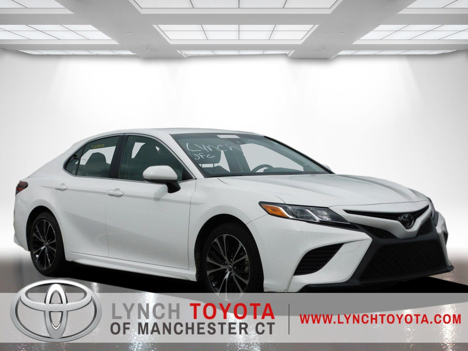 Certified Pre Owned 2018 Toyota Camry SE 4dr Car in Manchester