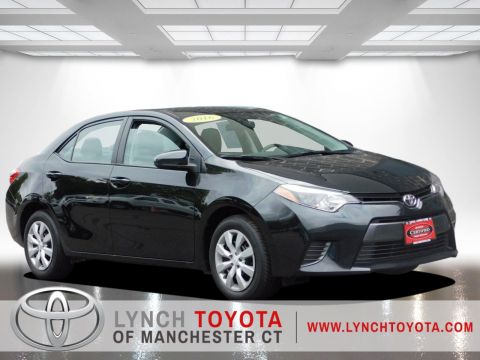 Certified Pre-Owned 2016 Toyota Corolla LE Front Wheel Drive 4dr Car