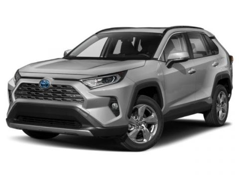 New 2020 Toyota RAV4 Hybrid Limited