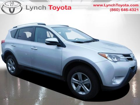 Certified Pre-Owned 2015 Toyota RAV4 SP AWD