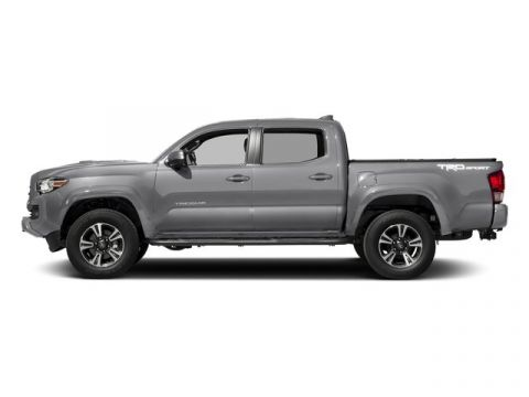 New 2018 Toyota Tacoma TRD Sport Double Cab