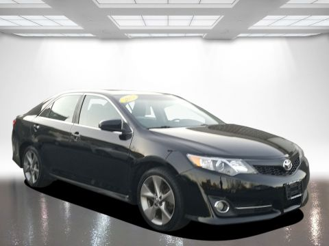 Pre-Owned 2012 Toyota Camry SE Sport Limited Edition