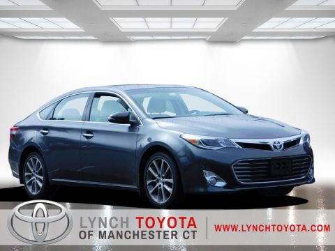Certified Pre-Owned 2015 Toyota Avalon XLE Front Wheel Drive 4dr Car