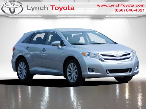Certified Pre-Owned 2015 Toyota Venza LE AWD