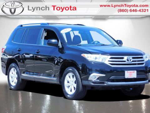 Pre-Owned 2012 Toyota Highlander SE 4-Wheel Drive Sport Utility