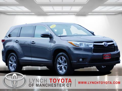 Certified Pre-Owned 2016 Toyota Highlander LE AWD