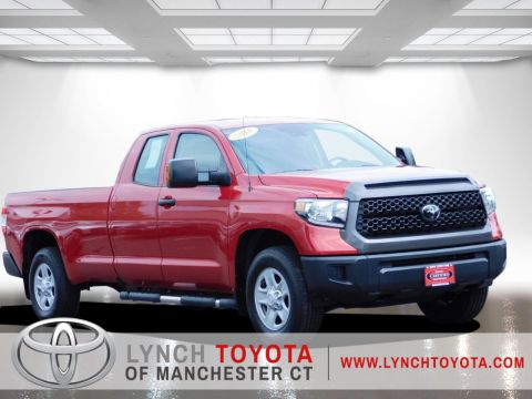Certified Pre-Owned 2018 Toyota Tundra SR Four Wheel Drive Crew Cab Pickup