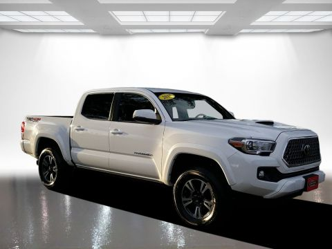 Certified Pre-Owned 2019 Toyota Tacoma 4WD TRD