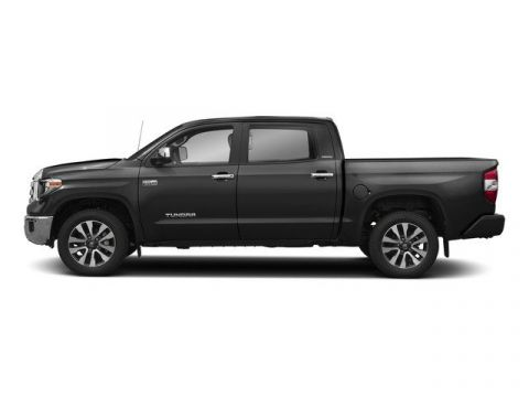 New 2018 Toyota Tundra SR5 With Navigation & 4WD