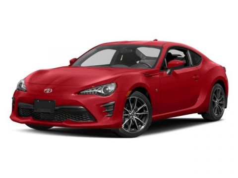 New 2017 Toyota 86 Rear Wheel Drive 2dr Car