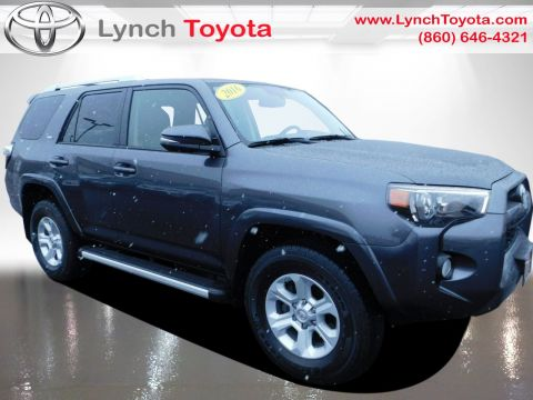 Certified Pre-Owned 2016 Toyota 4Runner SR5 Premium With Navigation