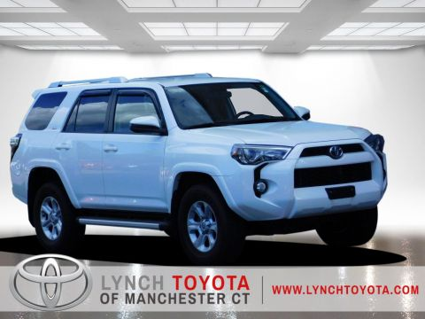 Certified Pre-Owned 2016 Toyota 4Runner SR5 4WD