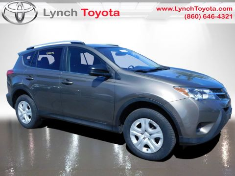 Certified Pre-Owned 2015 Toyota RAV4 BSE AWD